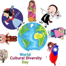 North Cliff School Celebrates Cultural Diversity Day