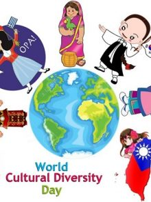 North Cliff School Celebrates Cultural Diversity Day