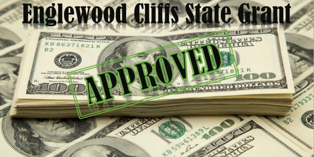 NJ DOT Approves Grant To Borough of Englewood Cliffs