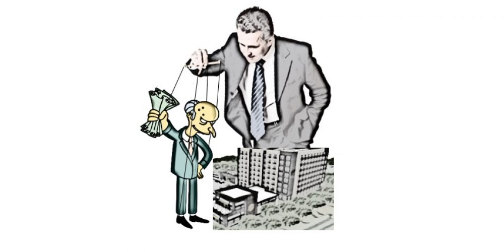 Our Politicians, 800 Sylvan and Their Plan To Transfer Your Wealth